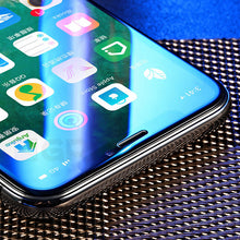Load image into Gallery viewer, 5D Curved Full Cover Tempered Glass For iPhone X glass 8 7 6S Plus