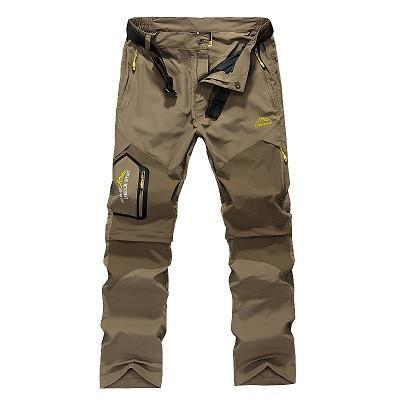 Summer Removable Pants