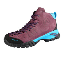 Load image into Gallery viewer, Unisex Winter Outdoors Hiking Lace-up Shoes
