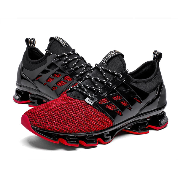 Big Size Men Outdoor Breathable Running Shoes