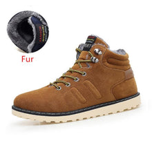 Load image into Gallery viewer, New Arrival Lace-Up Men Fashion Wear Resistant Handmade Ankle Boots