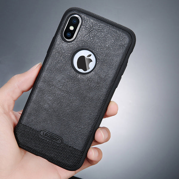 Soft Silicon TPU Back Cover Cases For iPhone X/5/6S/7 Plus