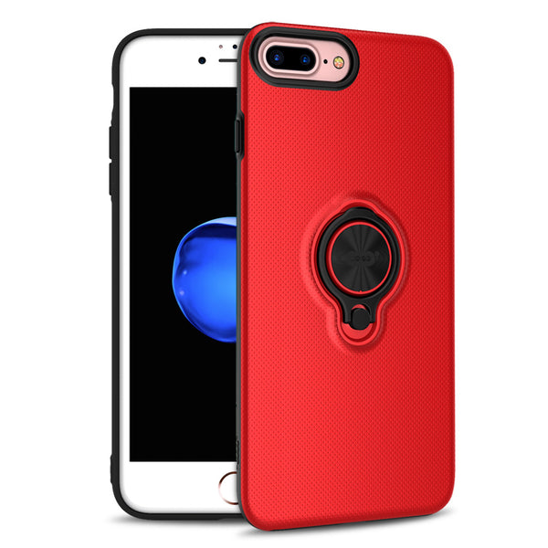 360 Rotate Anti-knock Ring Case for iPhone7/7Plus
