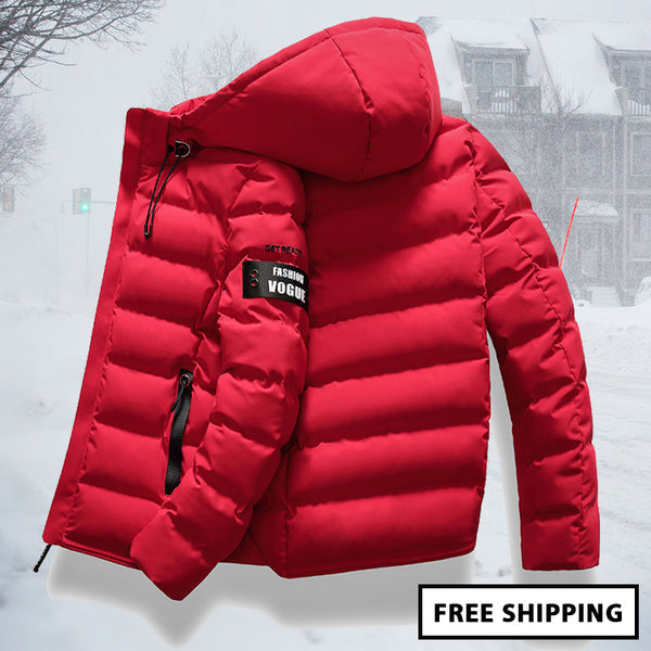 Winter Casual Warm Men Down Jacket(BUY 2PCS TO GET 10% OFF)