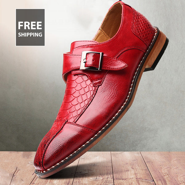 Luxury Designers Men Formal Wedding Shoes(BUY 2PCS TO GET 10% OFF)