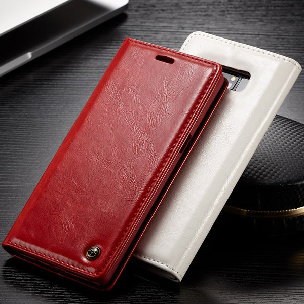 Luxury Wallet Card Holder Case For Samsung Note 8(BUY 2 TO GET 10% OFF)