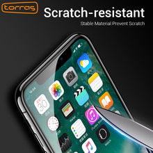 Load image into Gallery viewer, 0.3mm 6D Curved Full Coverage HD Screen Protector For iPhone X(BUY 2PCS TO GET 10% OFF)