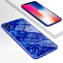 Load image into Gallery viewer, Luxury Bling Tempered Glass Cases for iphoneX/6/7/8(BUY 2PCS TO GET 15% OFF)