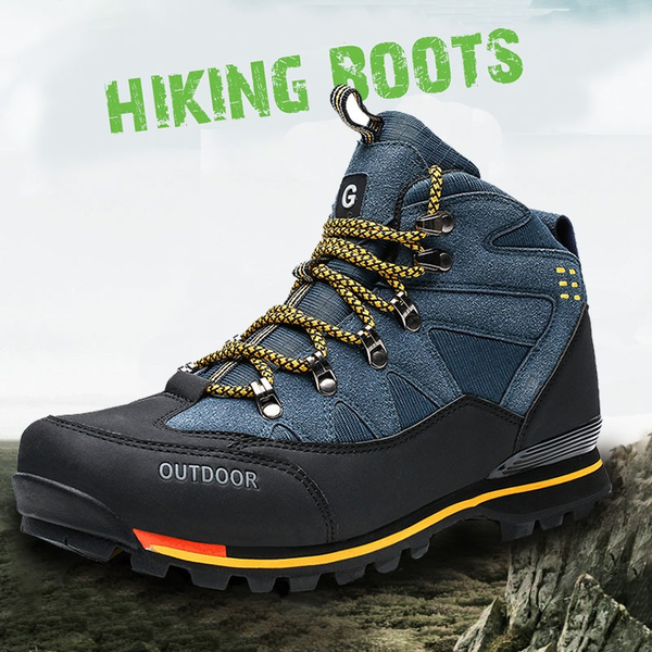 Outdoor Waterproof Men's Hiking Trekking Boots(BUY 2PCS TO GET 10% OFF)