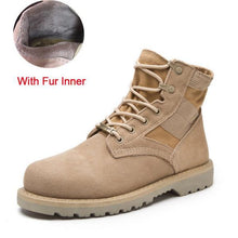 Load image into Gallery viewer, New Military Tactical Outdoor Combat Army Boots