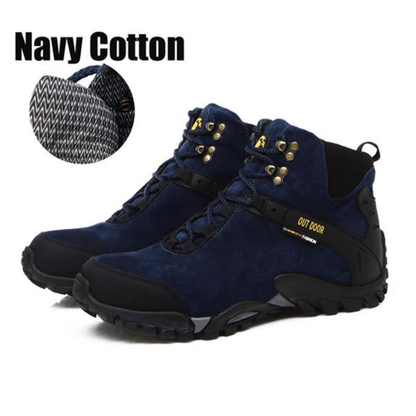 Hot Winter Breathable Men Snow Boots