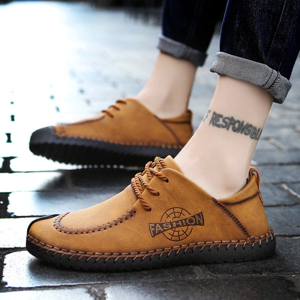 7d0f58a103365 2018 Handmade Men s Flats Casual Shoes(BUY 2PCS TO GET 10% OFF ...