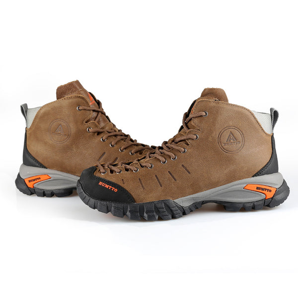 Unisex Winter Outdoors Hiking Lace-up Shoes