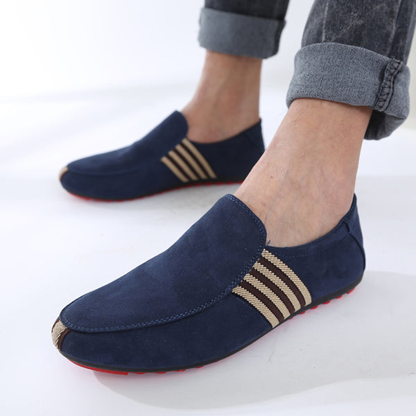 Spring Men's Handmade Casual Breathable Loafers