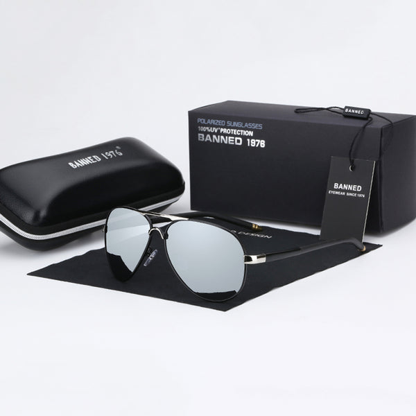 HD Polarized UV400 Men's Driving Eyewear(BUY 2PCS TO GET 10% OFF)