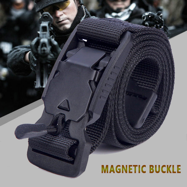 Quick Release Magnetic Buckle Tactical Belt(BUY 2PCS TO GET 10% OFF)