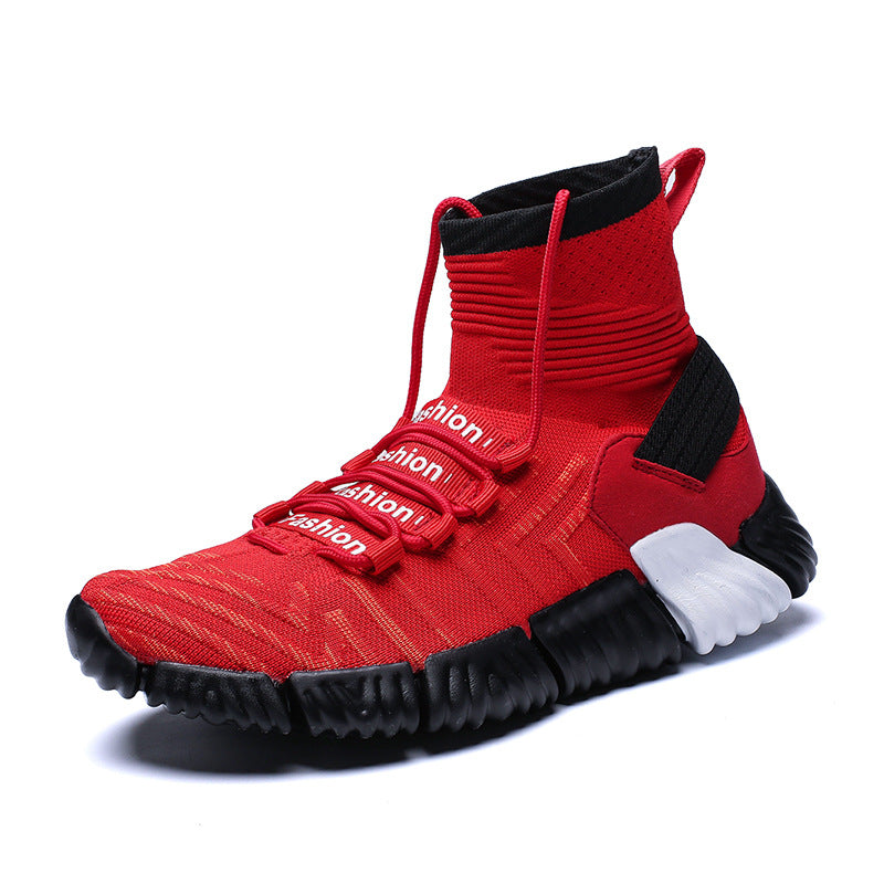 New Fashion Light Men Fly Weave Sneakers(BUY 2 TO GET 10% OFF)
