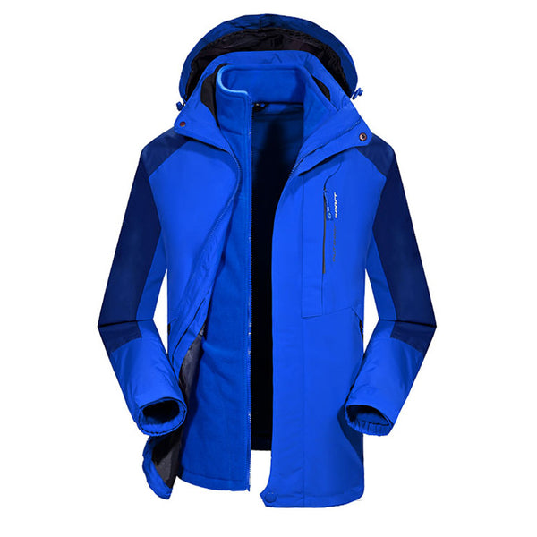 Winter Outdoor Waterproof Wind-resistant Men Jacket(BUY 2 TO GET 10% OFF)