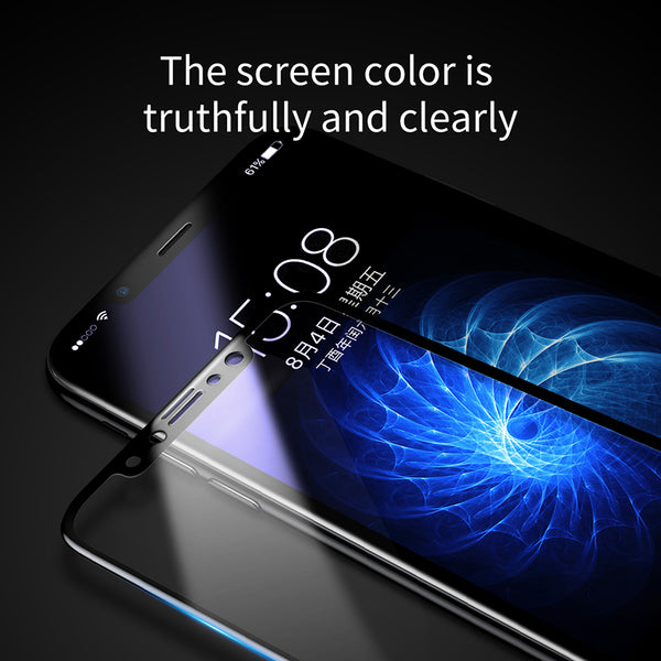 3D 0.23mm  Tempered Glass  Screen ProtectorFor iPhone X