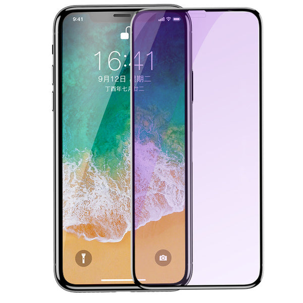 9H Tempered Glass 0.2mm Screen Protector For iPhone X(Buy 2 Got 15% off)