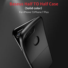 Load image into Gallery viewer, Baseus Luxury Double  Cover For iPhone