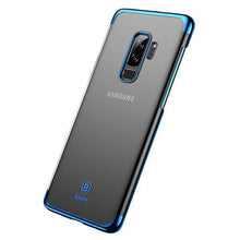 Load image into Gallery viewer, Glitter Transparent Plating Hard PC Case For Samsung Galaxy S9 / S9 Plus