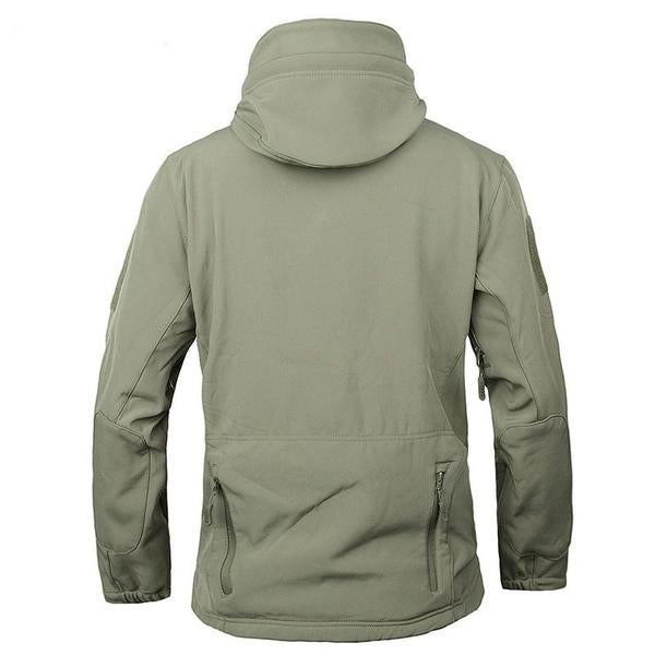 Waterproof Windproof Men Windbreaker Jacket Coat