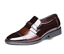 Load image into Gallery viewer, New Fashion High Quality  British Style Fashion Men Oxford Shoes