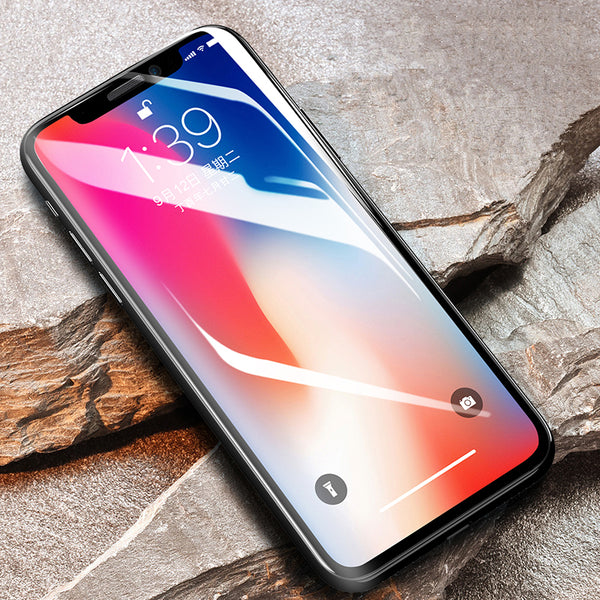 3D 0.2mm Screen Protector For iPhone X
