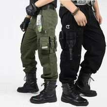 Load image into Gallery viewer, Men US Army Style Cargo Pants