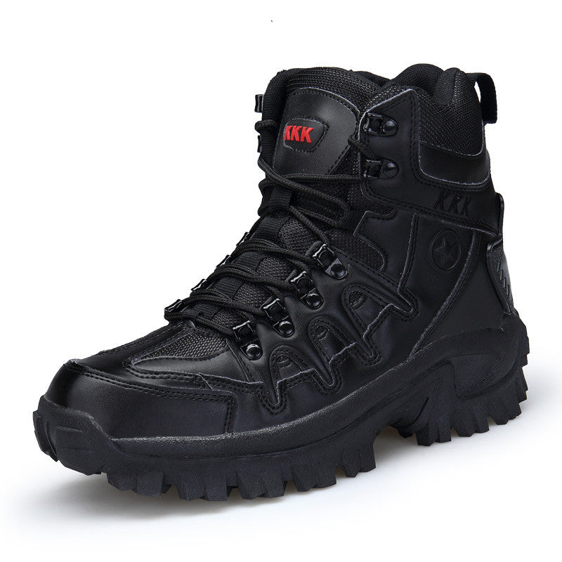2018 Outdoor Men Military Desert Combat Boots(BUY 2 TO GET 10% OFF)