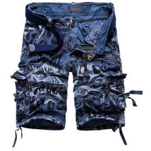 Load image into Gallery viewer, 2018 New Men's Camouflage Shorts
