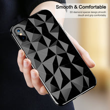 Load image into Gallery viewer, 3D Glossy Ultra Thin Shining Super Soft Silicone Case For iPhone X 10 7
