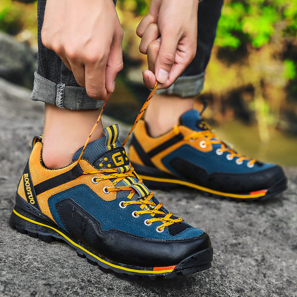 2019 Winter Waterproof Men's Hiking Shoes(BUY 2pcs TO GET 10% OFF)
