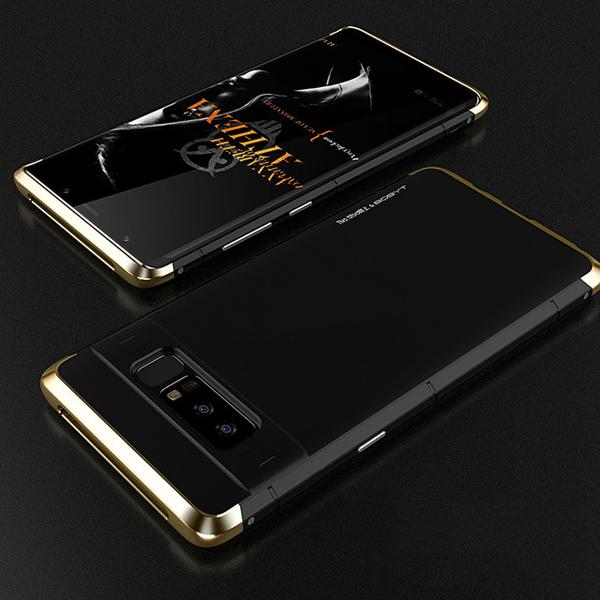 separation shoes 6c0b3 07dd6 New Original Metal Bumper Case For Samsung Galaxy Note 8