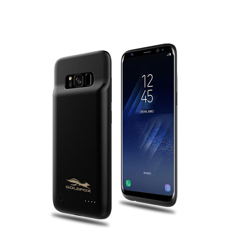 4000mAH Rechargeable Power Bank Case For Samsung S8