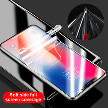 Load image into Gallery viewer, 3PCS 5D Full Edge Protective Soft TPU  Flim For iphone & Samsung(Not Tempered Glass)