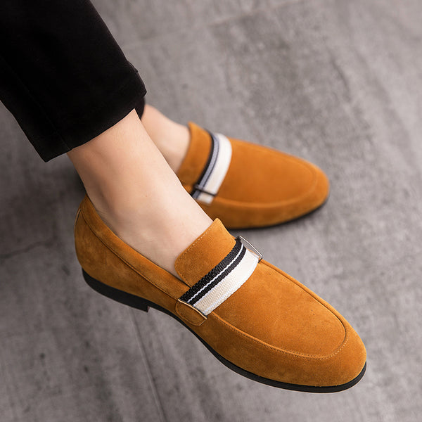 Suede Leather Men's Casual Driving Loafers(BUY 2 TO GET 10% OFF)