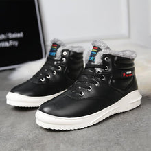 Load image into Gallery viewer, Winter Fashion Leather Casual Men Shoes