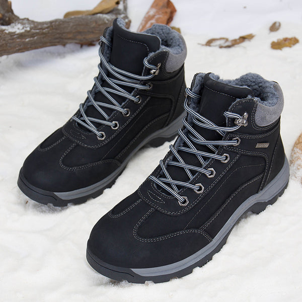 Winter High-top Men Warm Ankle Boots(BUY 2 TO GET 10% OFF)