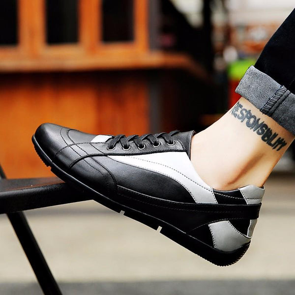 Men Fashion Style Casual Shoes