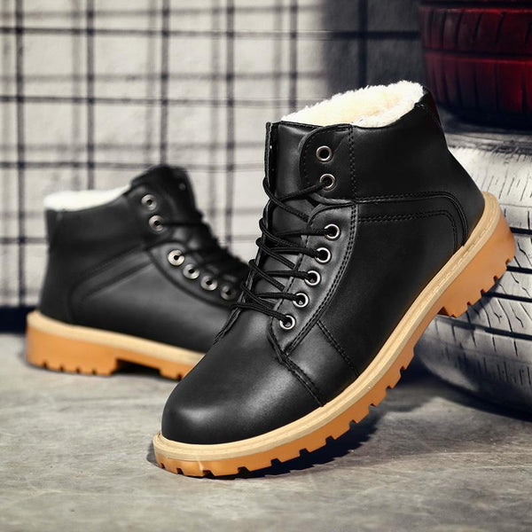 High Quality Working Martin Fashion Fur Snow Leisure Boots