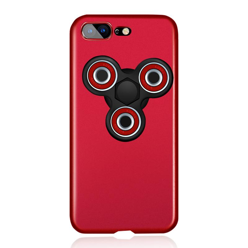 New Fidget Spinner Case For iPhone 7/7Plus/6s Plus /S7 /S7 Edge