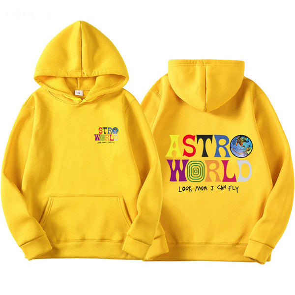 TRAVIS SCOTT ASTROWORLD WISH YOU WERE HERE HOODIES(BUY 2 TO GET 10% OFF)