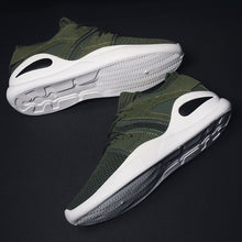 Load image into Gallery viewer, High Quality New Design Tennis Stretch Fabric Male Casual Shoes