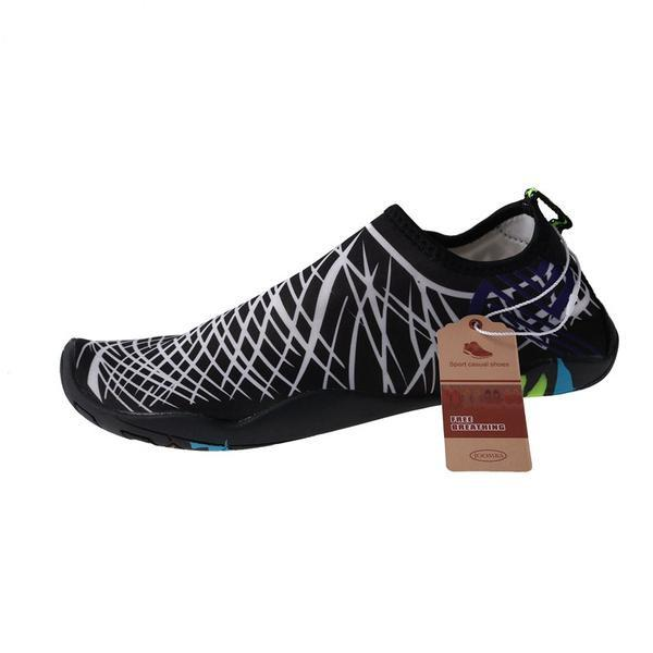 Light Beach Yoga Solid Rubber Water Shoes