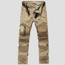 Load image into Gallery viewer, Men's Removable Quick Dry Military Cargo Pants