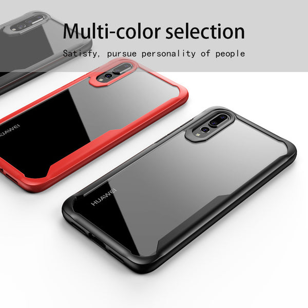 promo code 4b08b dfcce Luxury Shockproof Silicone Case For Huawei P20/P20 Lite/Mate 10(BUY 2PCS TO  GET 15% OFF)