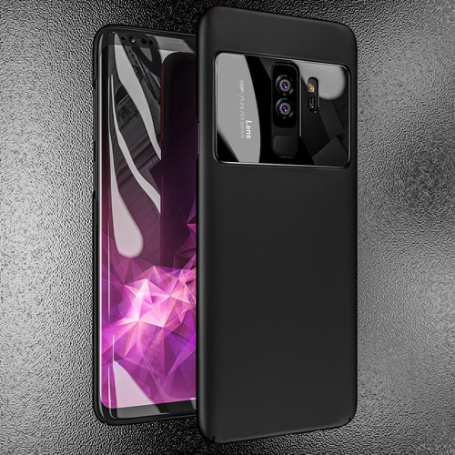 Luxury Temper Glass Mirror Case for Samsung Galaxy S9 Plus S8 Note 8