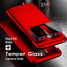 Load image into Gallery viewer, Luxury Temper Glass Mirror Case for Samsung Galaxy S9 Plus S8 Note 8